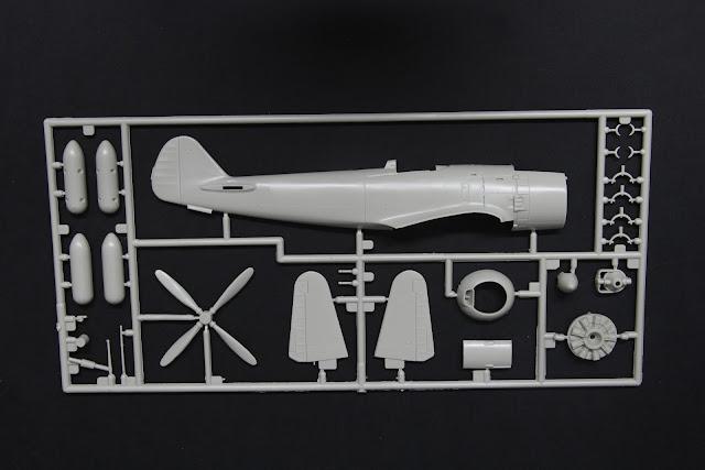 review du kit Nakajima KI84 Hayate 1/48.