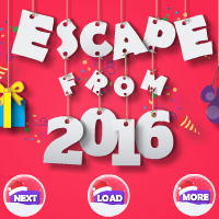 G7Games Escape From 2016 Walkthrough
