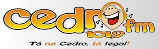 Rádio Cedro FM CE ao vivo