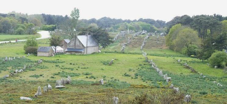 Alineamientos de Kermario.