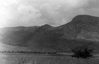 Το σαράι του Ντίνο Μπέη στην εγκαταλελειμμένη Λιόψη Θεσπρωτίας