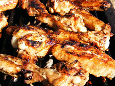 Chicken Wings Grilled