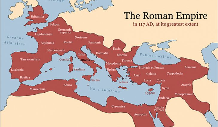 Why were the western regions of the Roman Empire always less developed and rich in comparison to the eastern ones? Why didn't this change after centuries of Roman rule over them?