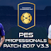 PES 2017 PES Professionals Patch V3.3 -  Released 27/7/2017