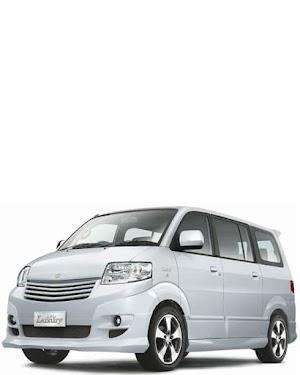 Suzuki Mobil APV New Luxury Dealer Lampung