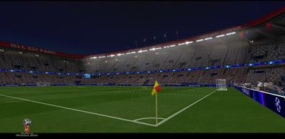 PES 6 Stadiums Parc des Princes UCL Version 2018/2019