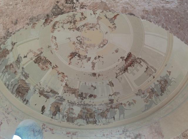 Cúpula amb mosaics