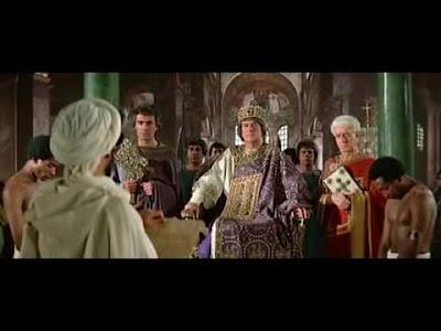 قصة عبد الله بن حذافة مع قيصر الروم