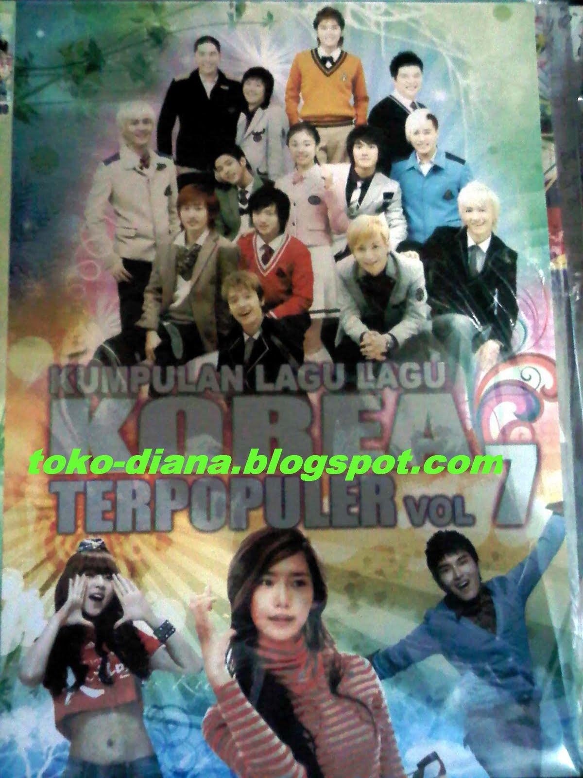 Judul Lagu Korea Terpopuler 2010