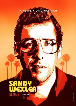 Capa Sandy Wexler Torrent Dublado 720p 1080p 5.1 Baixar