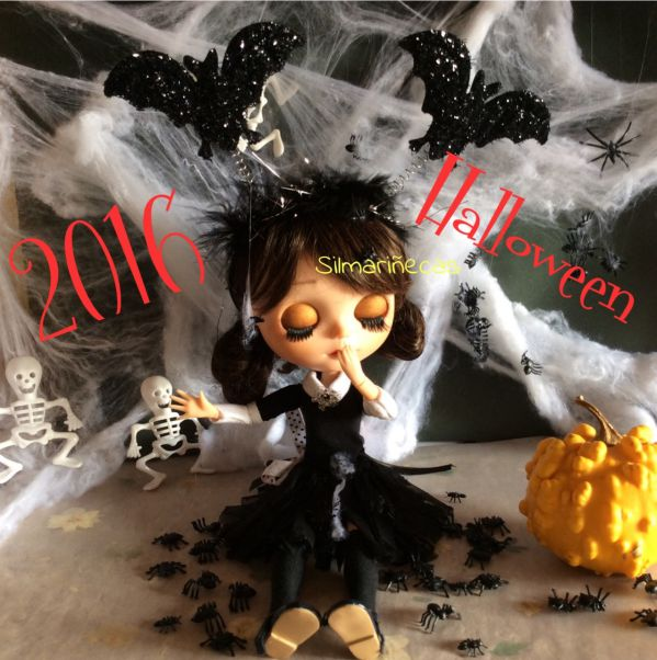Caty blythe halloween