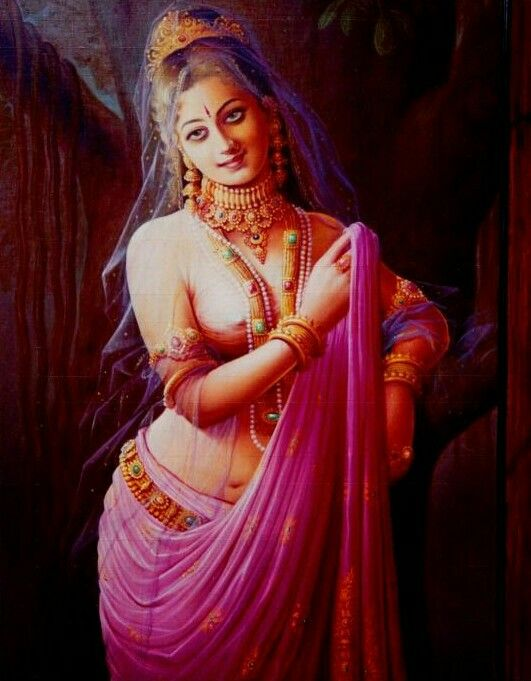 ರಂಭೆಯ ಶಾಪ : Curse of Rambha Mythological Story in Kannada
