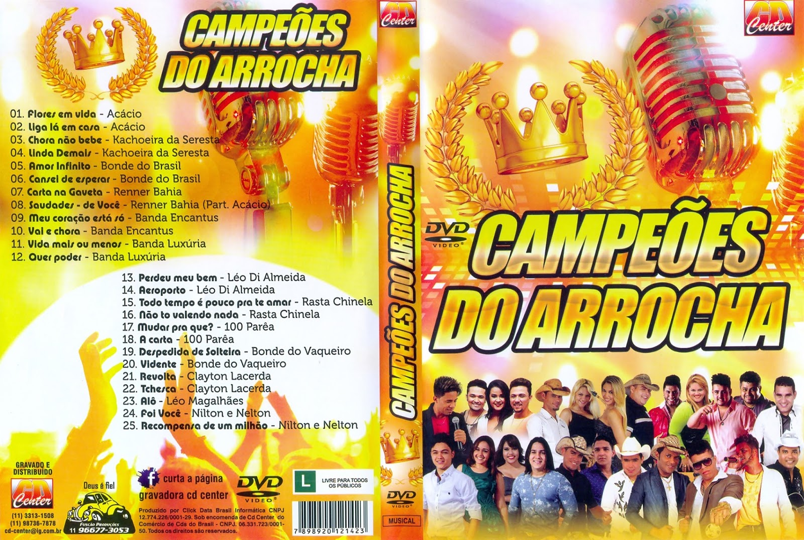 Campeões Do Arrocha DVDRip + DVD-R Campe 25C3 25B5es 2BDo 2BArrocha 2BDVD R 2BXANDAO 2BDOWNLOAD