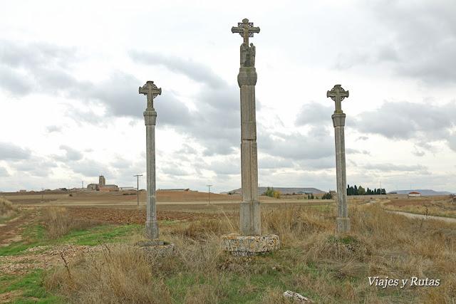 Cruceros de Sasamón, Burgos