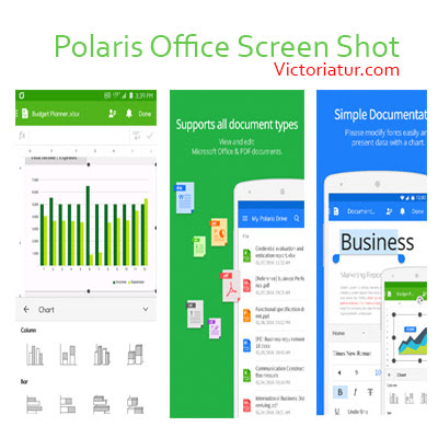 Polaris Office overview