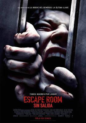 Escape Room 2019 DVD R1 NTSC Latino