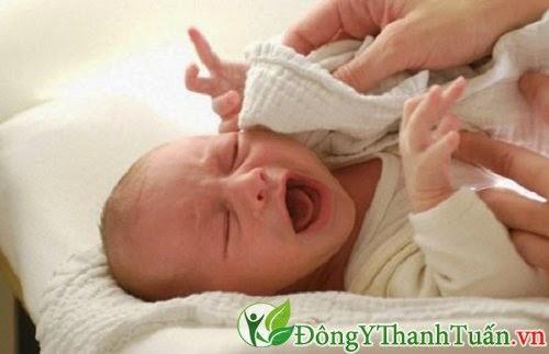 Trào ngược dạ dày - thực quản ở trẻ   gây ảnh hưởng đến quá trình tăng trưởng