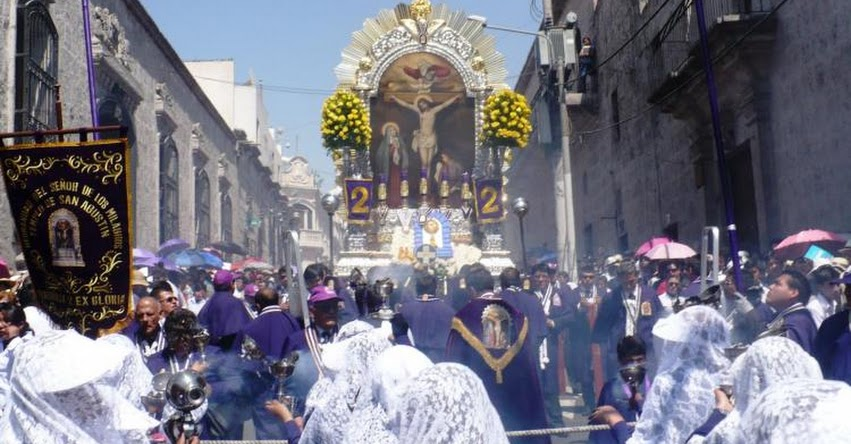 SEÑOR DE LOS MILAGROS 2020: Por primera vez en 70 años no habrá procesión del Cristo de Pachacamilla en Arequipa