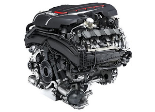 Audi S8 Engine Specifications
