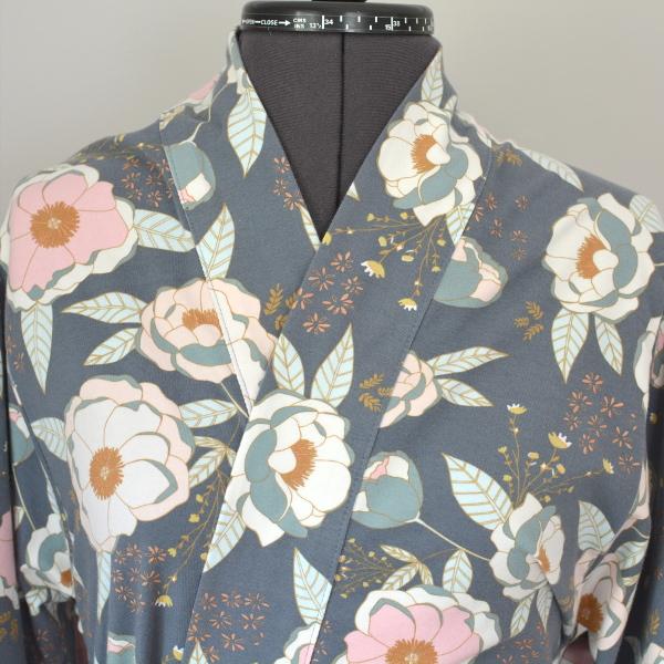 cozy birdhouse | jersey suki robe