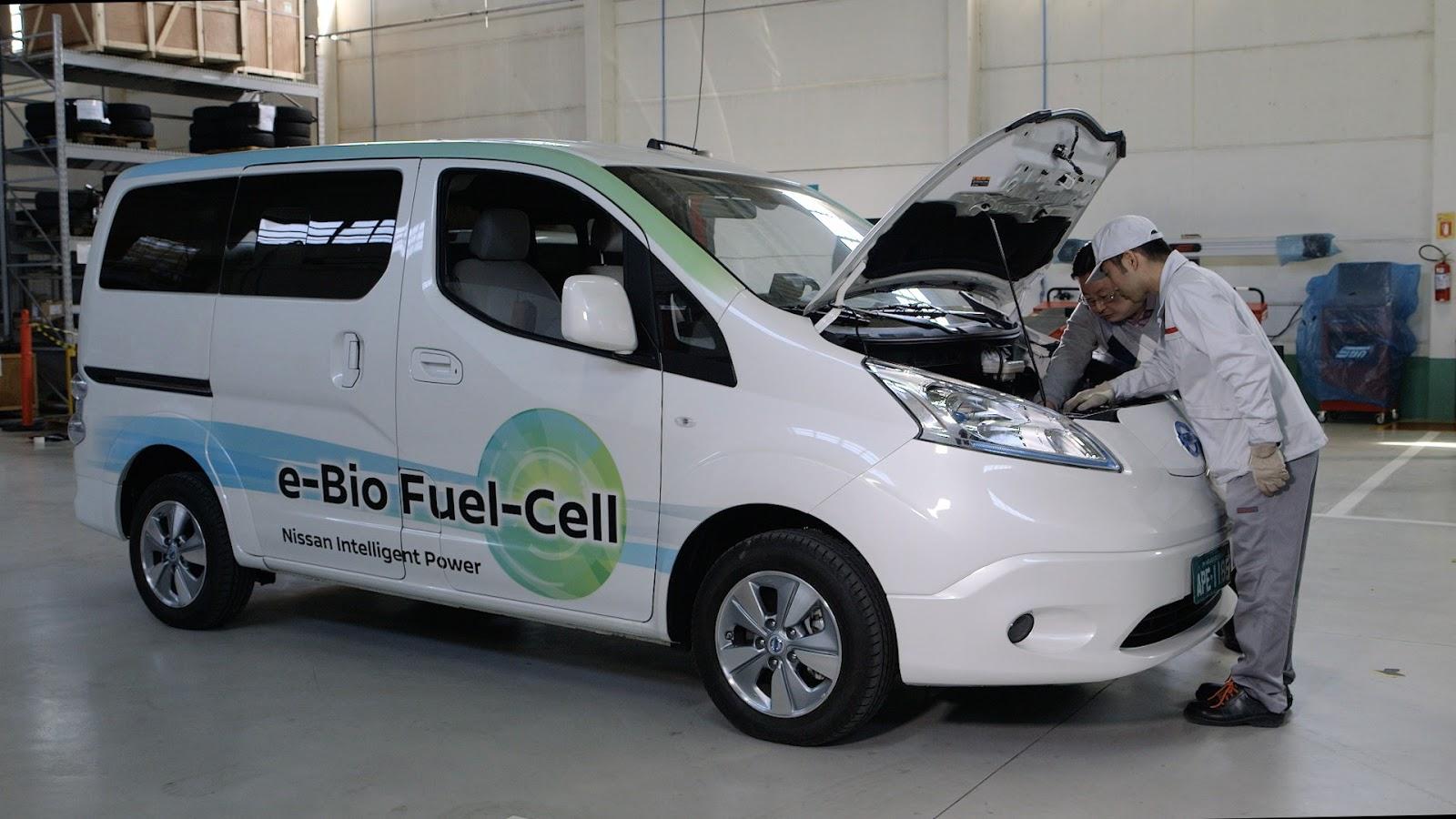 Η Nissan αποκαλύπτει το πρώτο όχημα στον κόσμο με τεχνολογία ενεργειακών κυψελών SOFC και αυτονομία 600 και πλέον χιλιομέτρων
