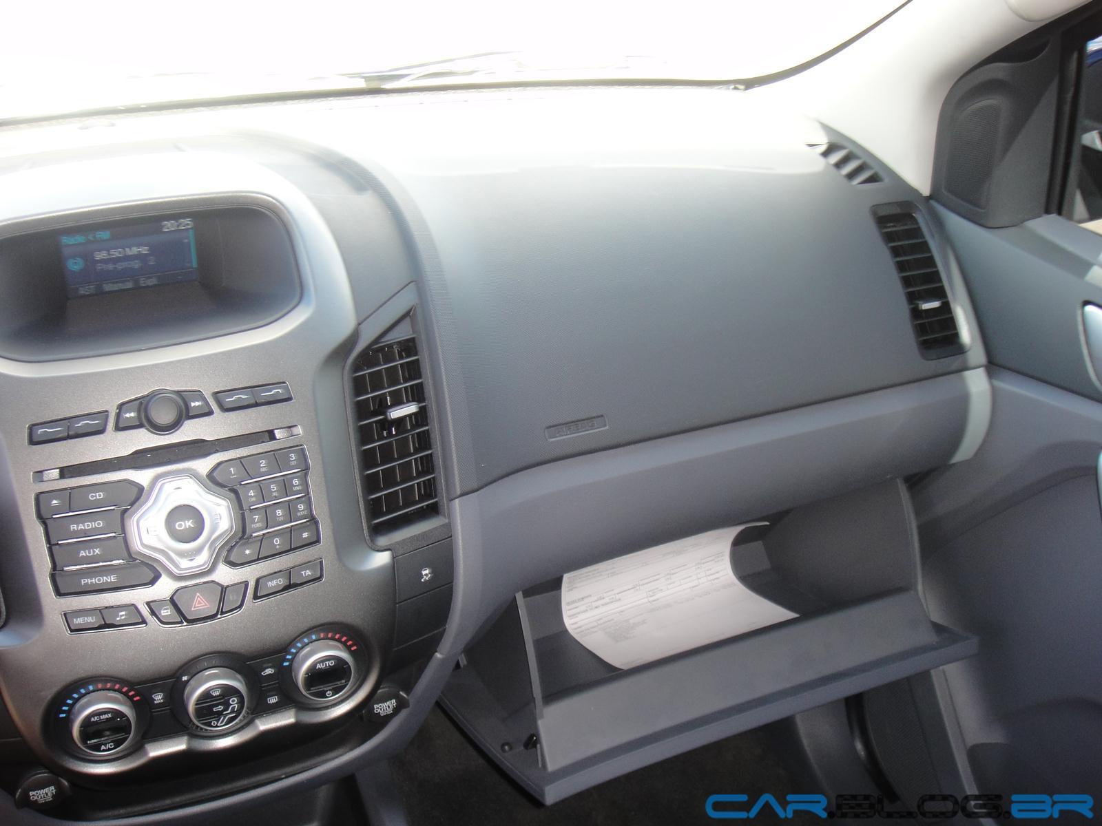 Ford Ranger Xlt Cabine Dupla 2 5 Flex Fotos Pre 231 Os E