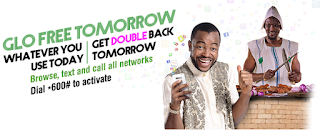 Glo free tomorrow tariff plan