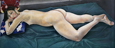 Yuki Reclining (1996), Ishbel Myerscough