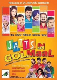 Jatts in Golmaal (2013) 1CD HDTSRip Full Download Free Watch Online