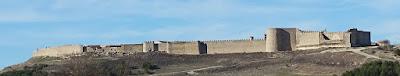 Urueña, muralla desde el Santuario