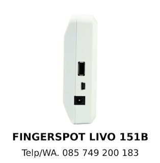 Distributor Fingerspot Livo 151B Murah