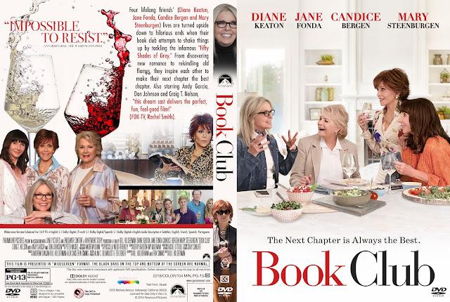 Book Club DVD