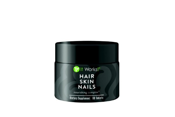 It Works! Hair Skin Nails Nourishing Complex