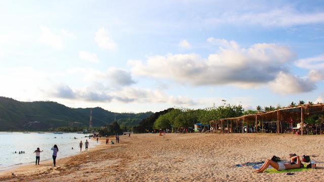 kuta beach pujut