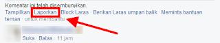 Panduan Lengkap Melaporan Kesalahan di Facebook Hazpedia