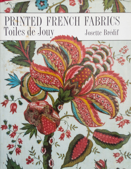 french-treasures: Printed French Fabrics - Toiles de Jouy - book