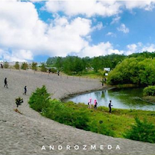 Pesona Keindahan Wisata Pantai Laguna Lembupurwo Kebumen