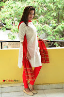 Telugu Actress Vrushali Stills in Salwar Kameez at Neelimalai Movie Pressmeet .COM 0026.JPG