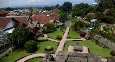 Lokasi Candi Jago berada di desa Tumpang Candi Jago Malang, Jawa Timur