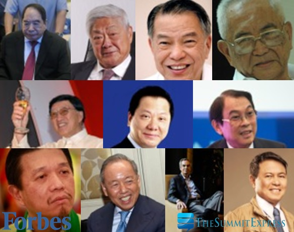 Forbes 2016 List: 11 Richest Filipinos named