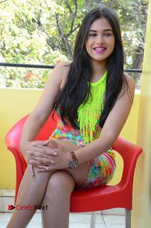 Telugu Actress Prasanna Stills in Short Dress at Inkenti Nuvve Cheppu Press Meet Stills  0161.JPG