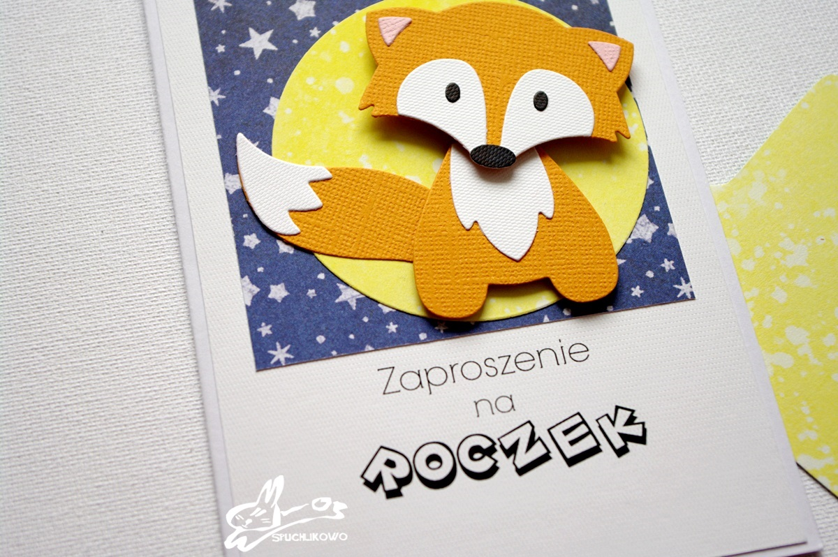 Spuchlikowo 276 Zaproszenie Na Roczek