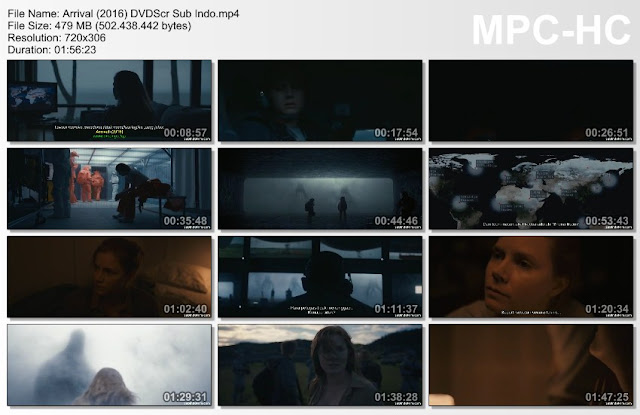 Download Film Terbaru Arrival (2016) DVDScr Subtitle Indonesia