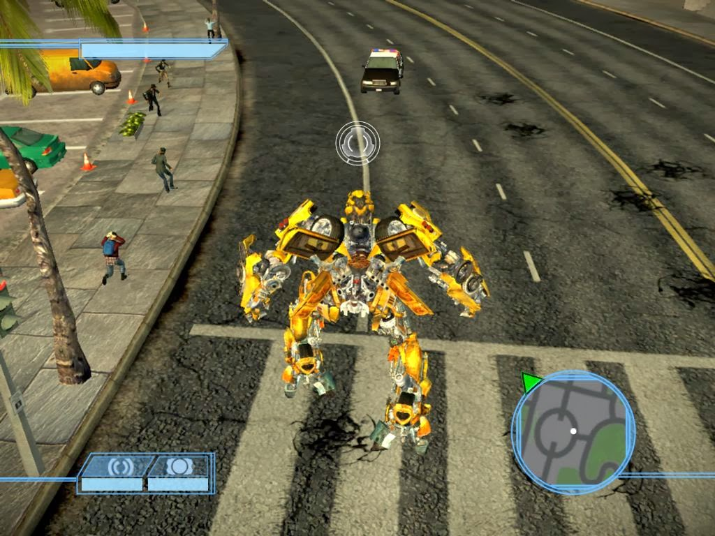 Transformers The Game Highly Compressed Full Version