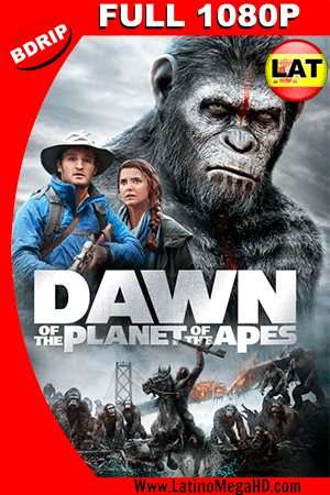 El Planeta de los Simios: Confrontación (2014) Latino HD BDRIP 1080P ()