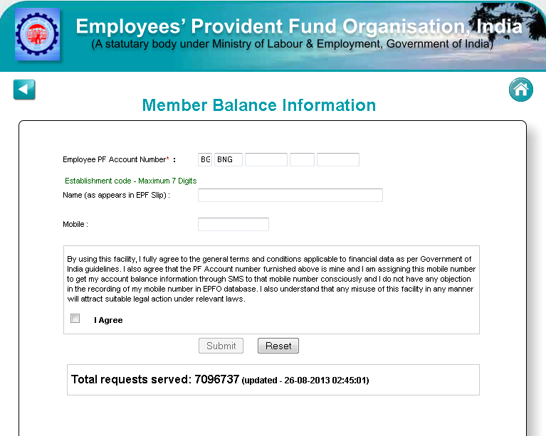 sreejithsblog: How to check your PF balance online
