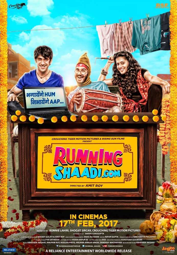 Running Shaadi (2017) HD Movie For Mobile