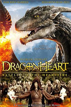 Filme Poster Coração de Dragão 4: A Batalha pelo Coração de Fogo