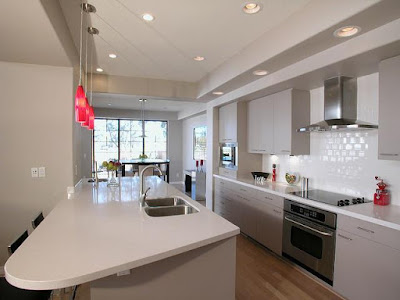 Kitchen recessed lighting layout spacing and placement aloadofball Choice Image