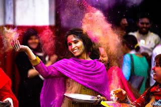 Holi the festival of colors, importance of holi